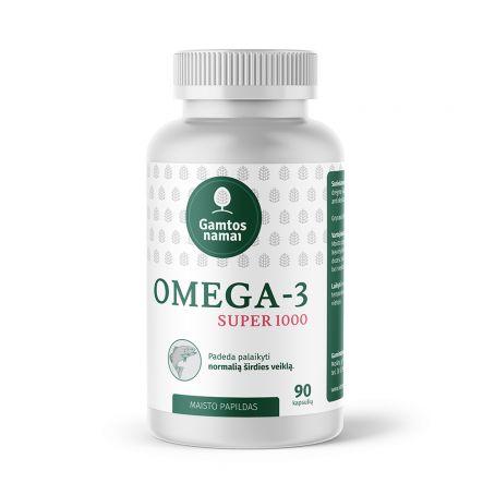 Omega-3 Super 1000