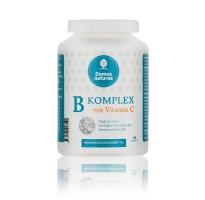B kompleksas su vitaminu C