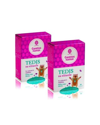 Multi vitaminai VAIKAMS TEDIS su ežiuole AKCIJA