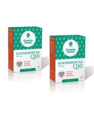 Kofermentas Q10 N30