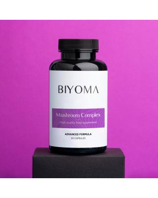 BIYOMA MUSHROOM COMPLEX
