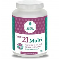 TOP21 Multivitaminai