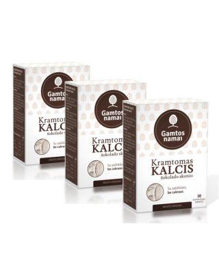 Kalcis kramtomas AKCIJA
