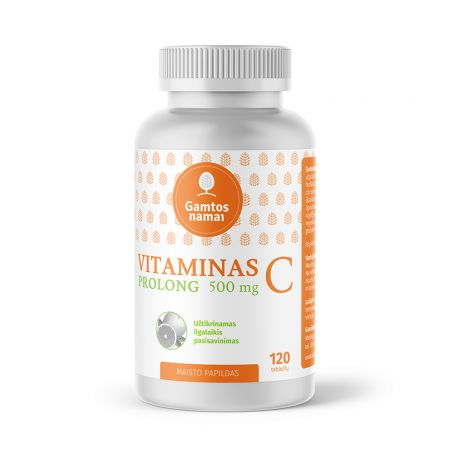 Vitaminas C Prolong