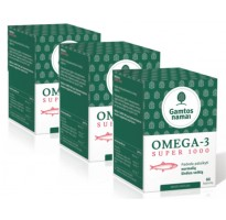 Omega-3 Žuvų taukai AKCIJA -50%