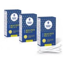Magnis plius B12 vitaminas C AKCIJA
