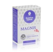 Magnis + B vitaminai