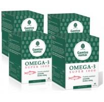 Omega-3 Žuvų taukai AKCIJA -55%